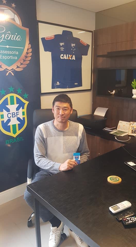 diretor Yokohama FC