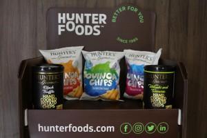 hunters foods video 1